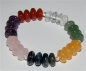 Preview: Chakra Armband Edelsteine