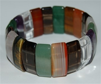 Stäbchenarmband in Multicolor