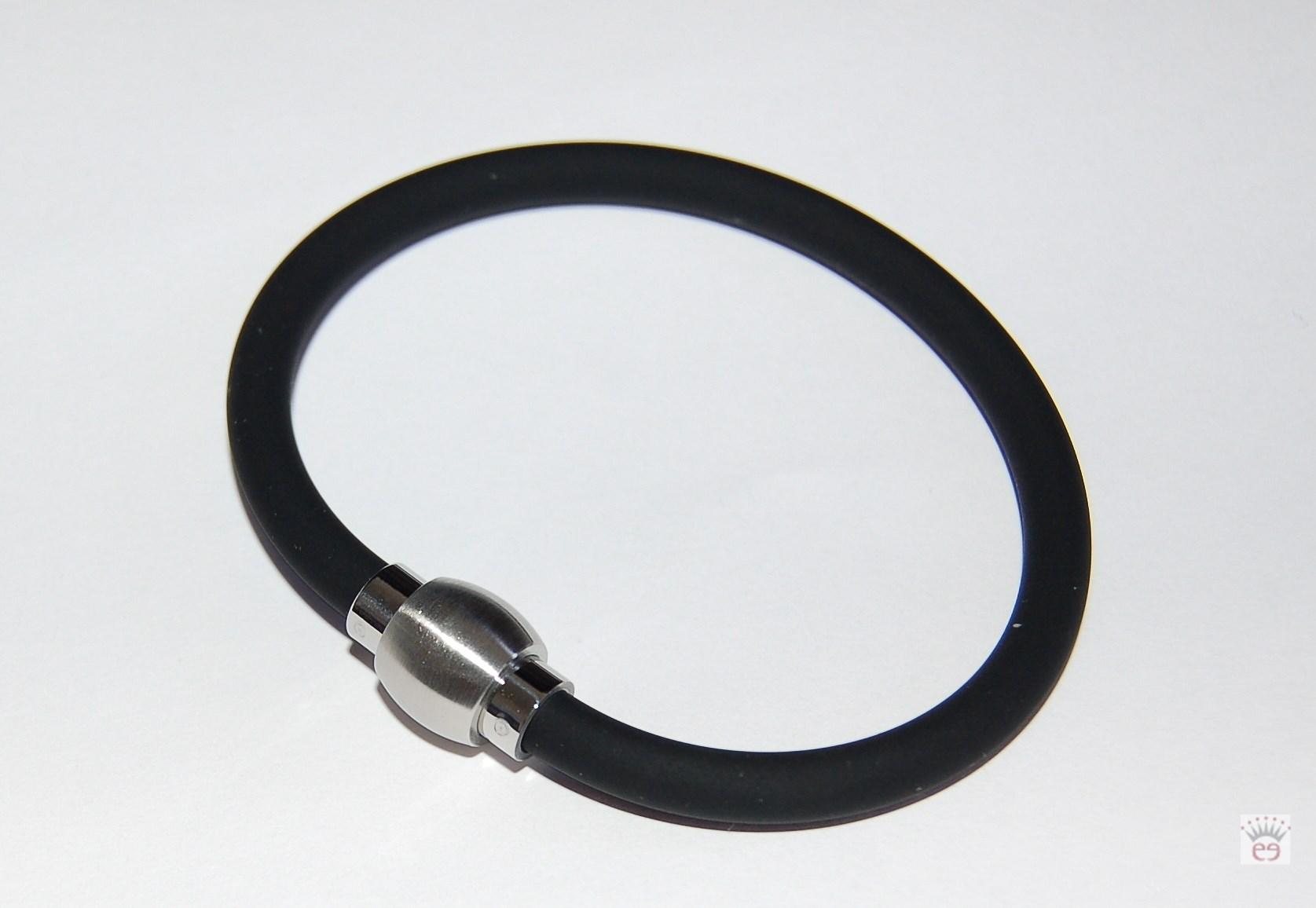 Edelstahl Magnetverschluss poliert Ø 14 x 4,5 mm armband herstellen